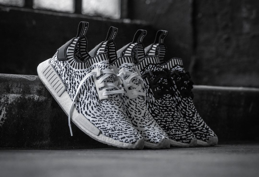 Adidas NMD Runner Primeknit 'Sashiko'