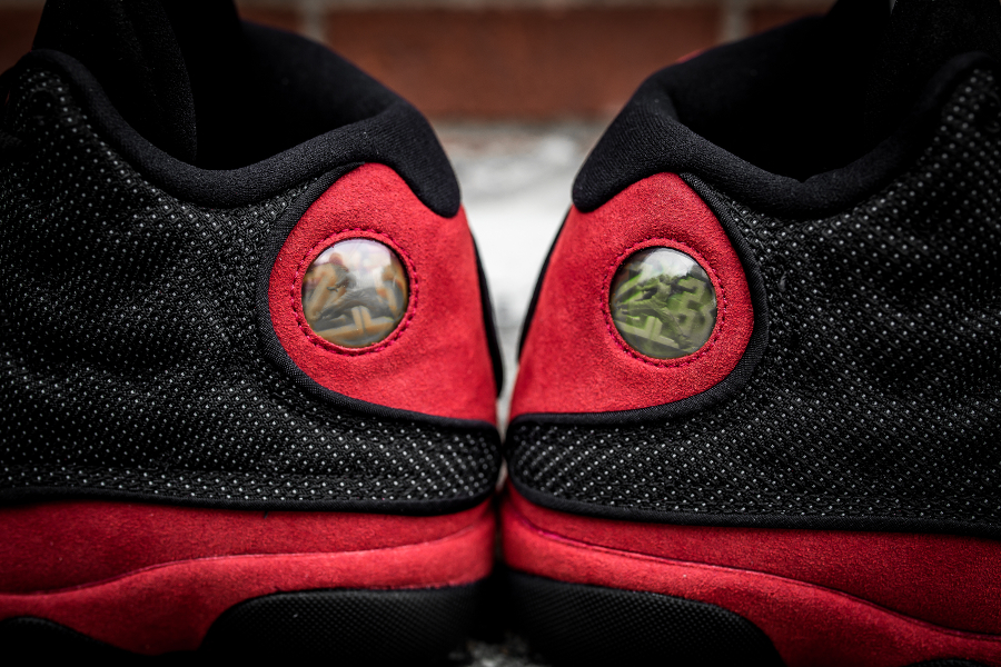 Basket Jordan13 Black True Red 2017 (3)