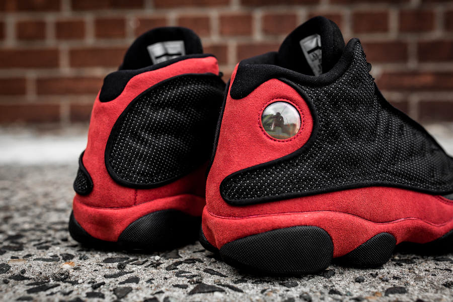 Basket Jordan13 Black True Red 2017 (4)