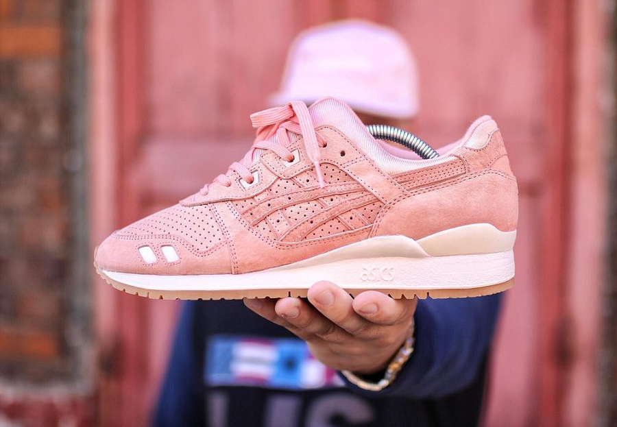 Basket Asics Gel Lyte 3.1GL3 Salmon Legends Day