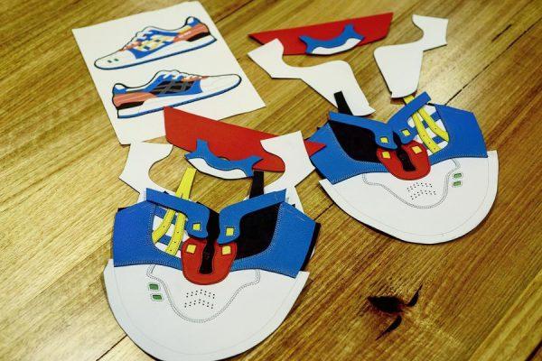 Gundam x Asics Gel Lyte 3 'RX-78-2'