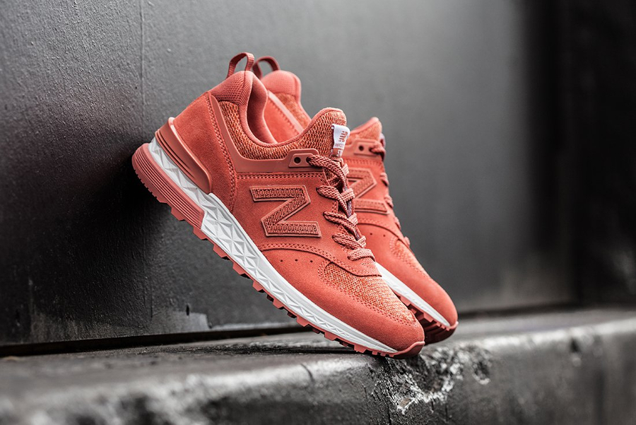 Basket New Balance 574S Copper Rose (1)