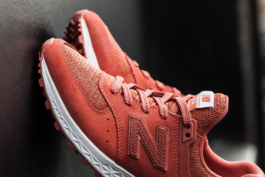 Basket New Balance 574S Copper Rose (3)