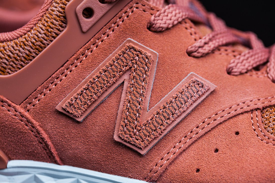 Basket New Balance 574S Copper Rose (5)