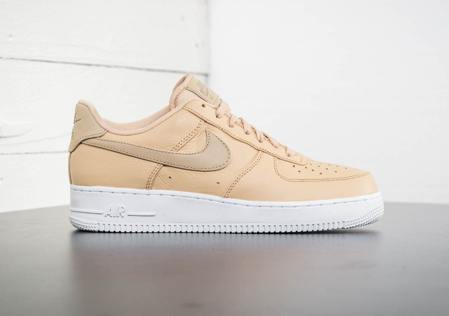 grand choix de c3891 17f7f Nike Air Force 1 '07 Premium Vachetta Tan Beige