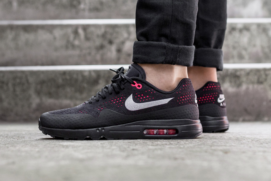 Basket Nike Air Max 1 Ultra 2.0 Moire Solar Red (2)