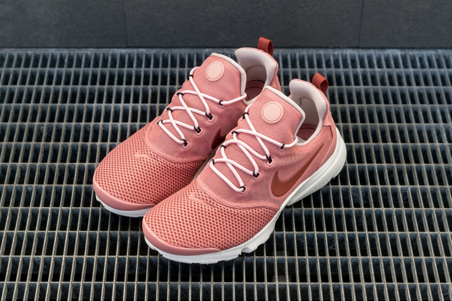 Basket Nike Wmns Air Presto Fly Red Stardust (4)
