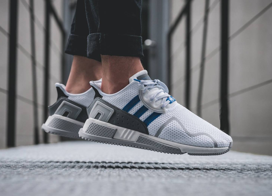 Chaussure 1991 Adidas EQT Cushion ADV Blue Europe (3)