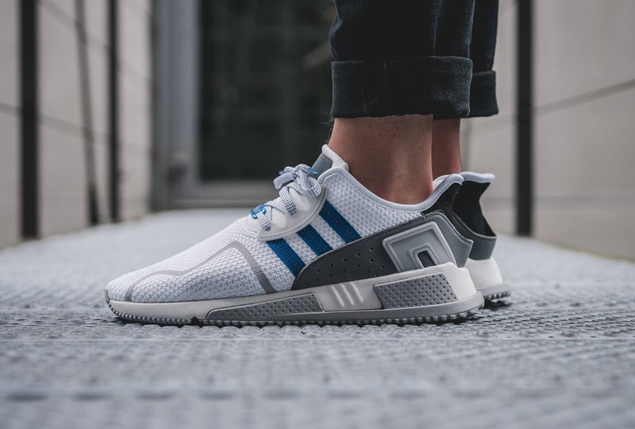 Chaussure 1991 Adidas EQT Cushion ADV Blue Europe (4)