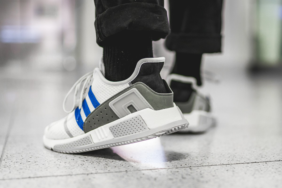 Chaussure 1991 Adidas EQT Cushion ADV Blue Europe (5)