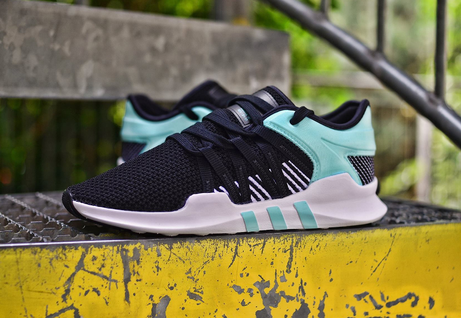 Chaussure Adidas EQT Racing ADV Black Energy Aqua (femme)
