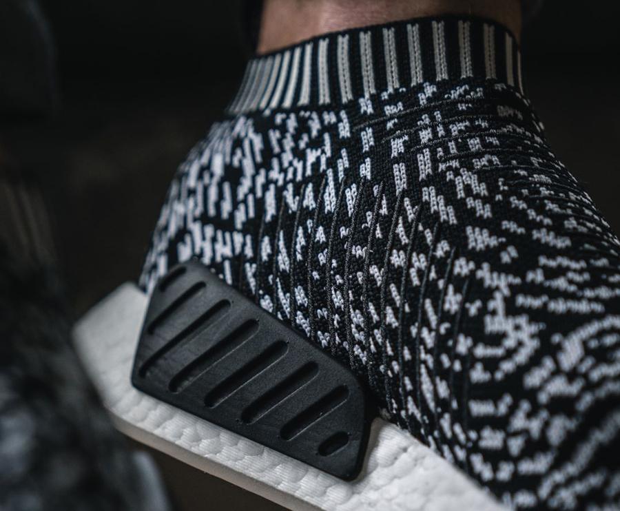 Chaussure Adidas NMD CS2 City Sock Sashiko Zebra (2)