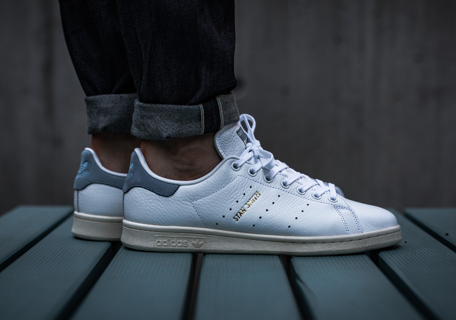 Chaussure Adidas Originals Stan Smith Pastels Tactile Blue