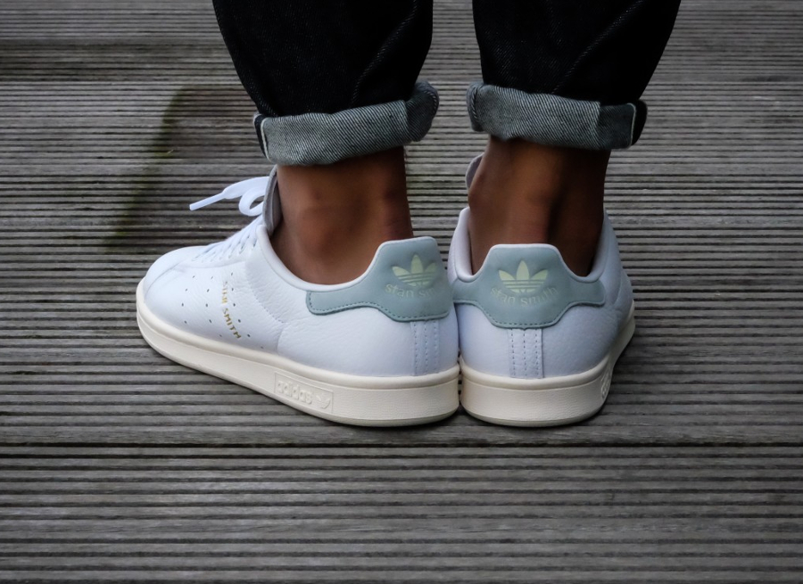 Chaussure Adidas Originals Stan Smith Pastels Tactile Green (1)