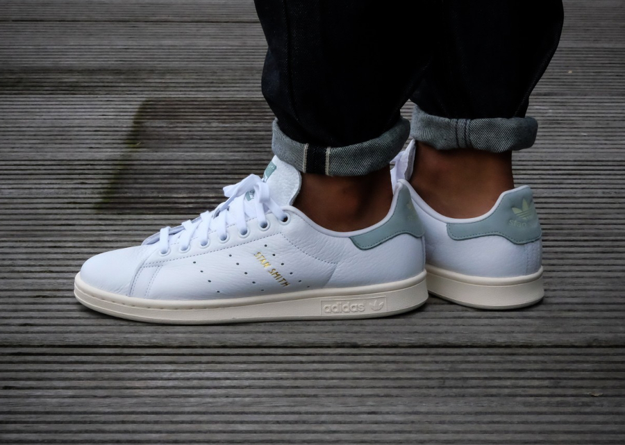 Chaussure Adidas Originals Stan Smith Pastels Tactile Green (2)
