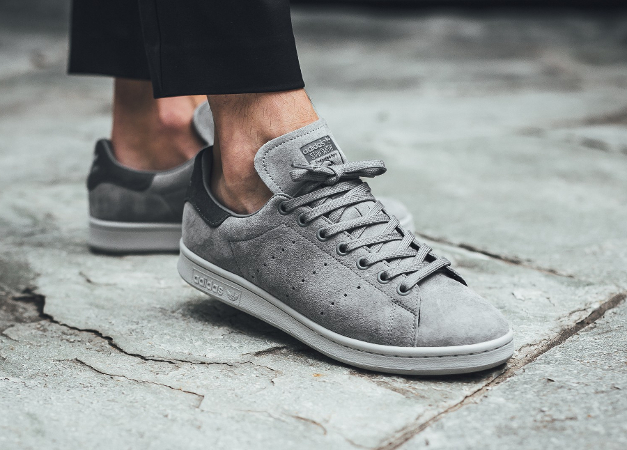 Adidas Stan Smith Daim Gris 'Grey Three Five' : notre avis