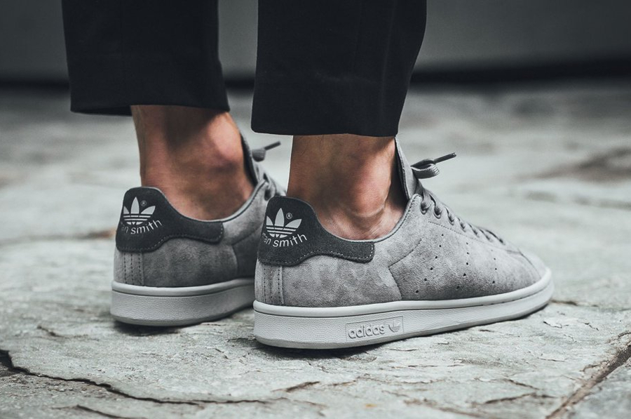 adidas stan smith homme suede