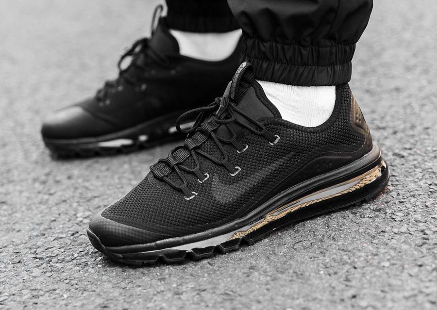 Nike Air Max More 'Blackout'