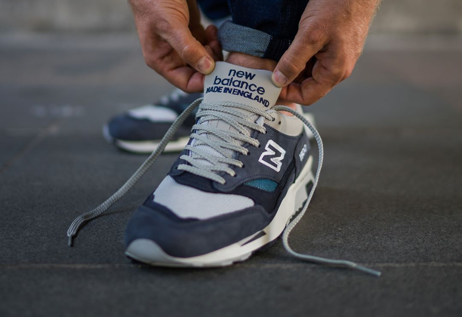 1982-2017 : New Balance 1500 'Flimby Anniversary' (made in UK)