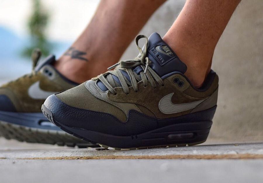 Nike Air Max 1 Premium 'Medium Olive'