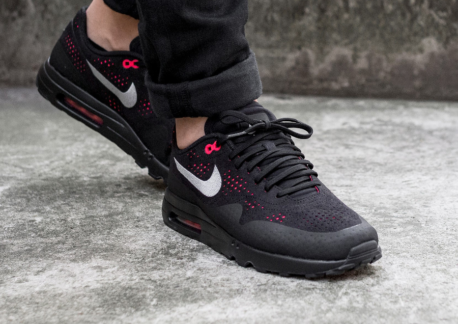 Nike Air Max 1 Ultra 2.0 Moire 'Solar Red'