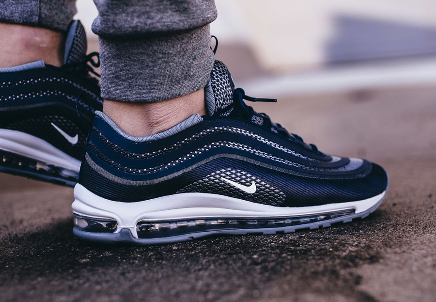 Chaussure Nike Air Max 97 Ultra 17 Midnight Navy (homme)