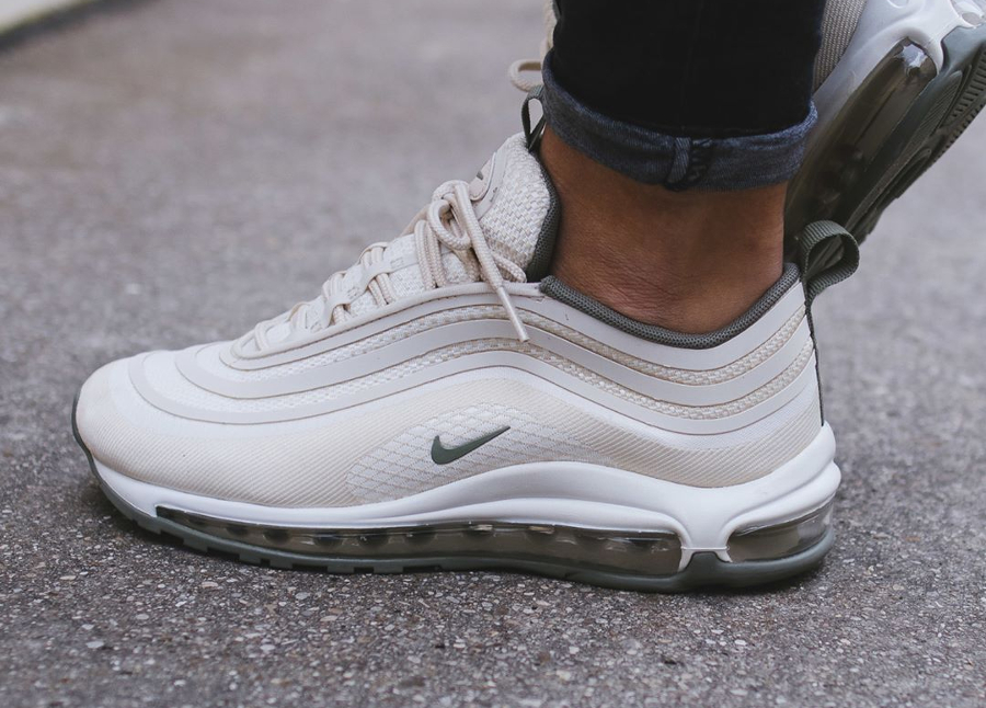 Chaussure Nike Air Max 97 Ultra Ivory Light Orewood Brown (3)