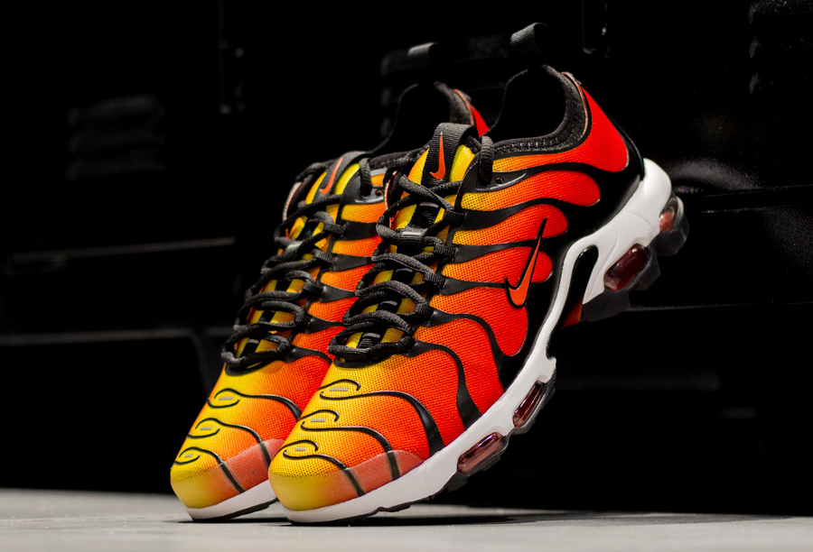 Chaussure Nike Air Max Plus Requin OG Tiger Orange TN Ultra (1)