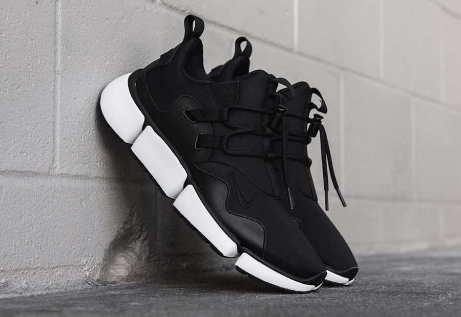 Nike Pocketknife DM 'Black - White'