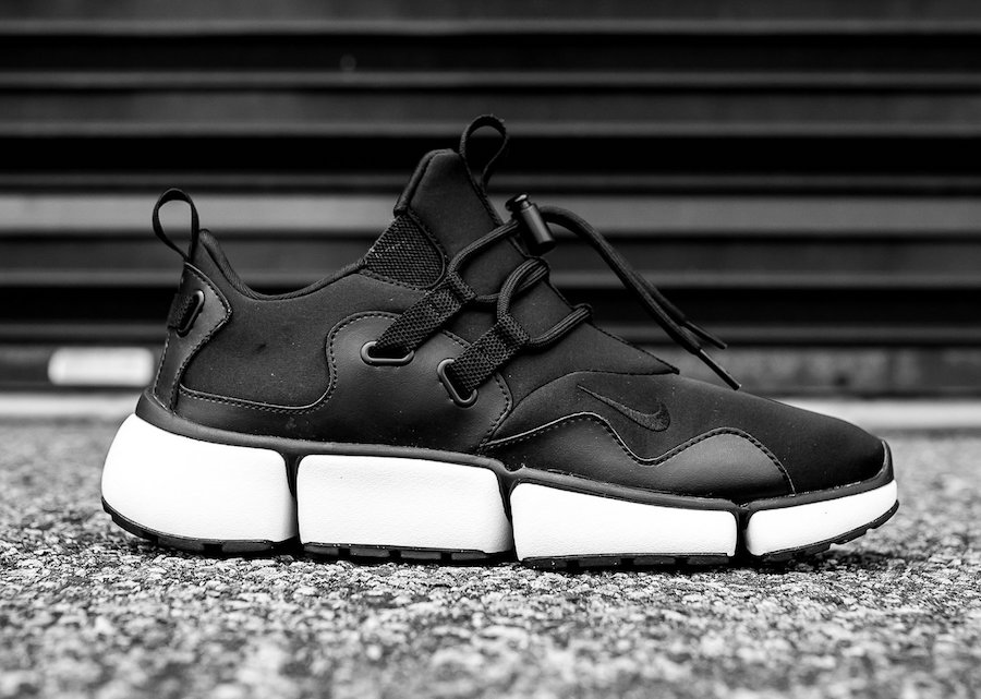 Chaussure Nike Pocketknife DM Black (3)