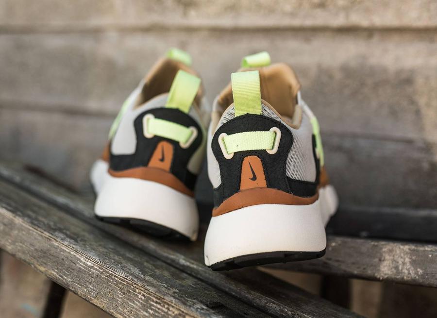 Chaussure NikeLab Pocketknife DM Barely Volt Mushroom (2)