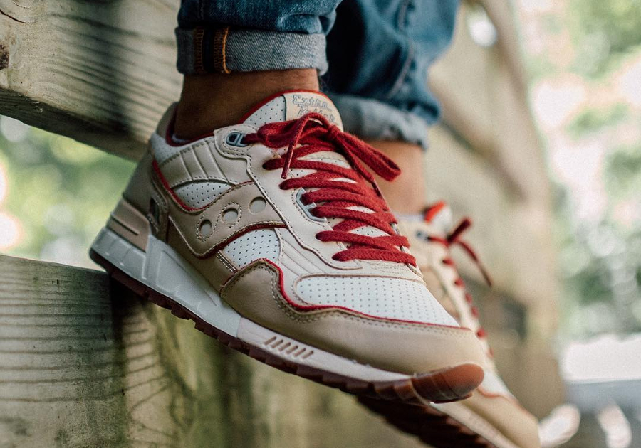 Extra Butter x Saucony Shadow 5000 For The People - @indy.sneakers