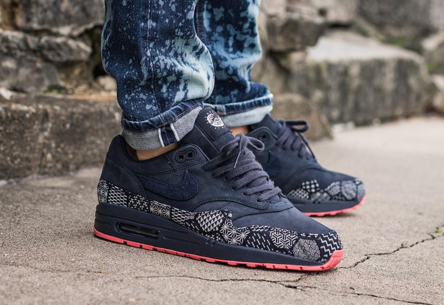 La collection Nike ID 'Indigo Kikko' en 8 images