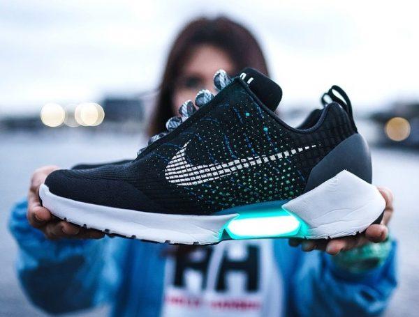 Nike Hyperadapt 1.0 Black Blue Lagoon - @margarita.tumanova