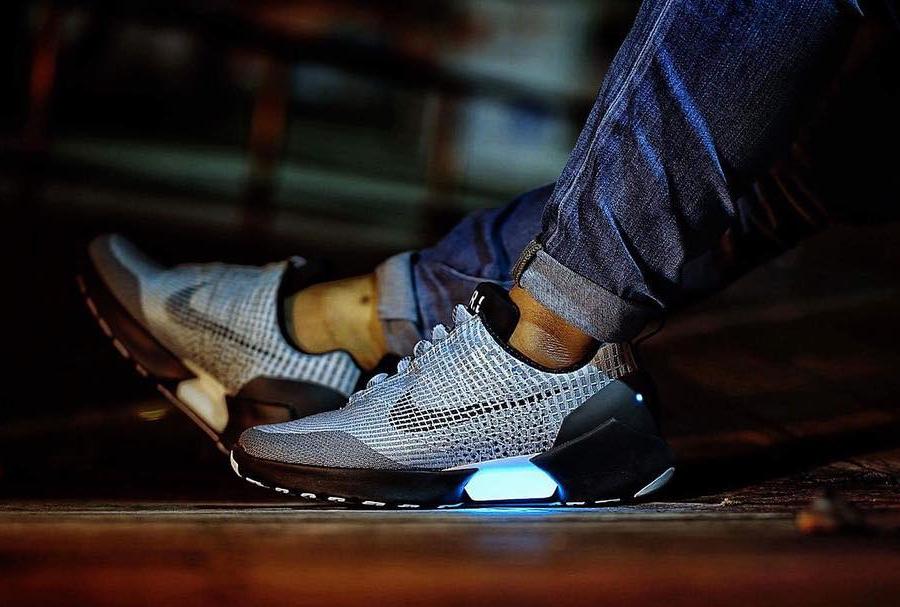 Nike Hyperadapt Metallic Silver - @johnpaulvbriones