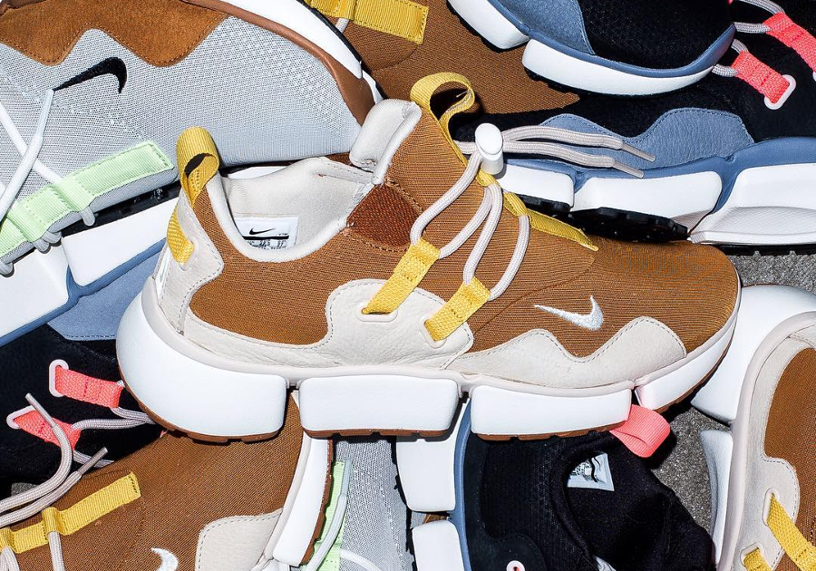La collection NikeLab PocketKnife DM en 12 images