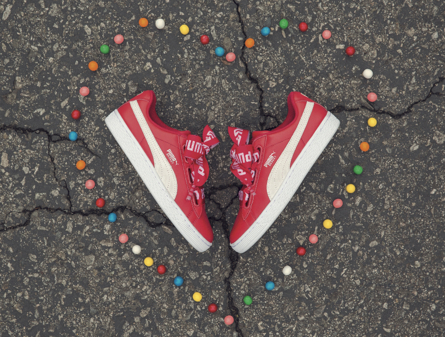 Puma Basket Heart De Toreador (Cara Delevingne) (3)
