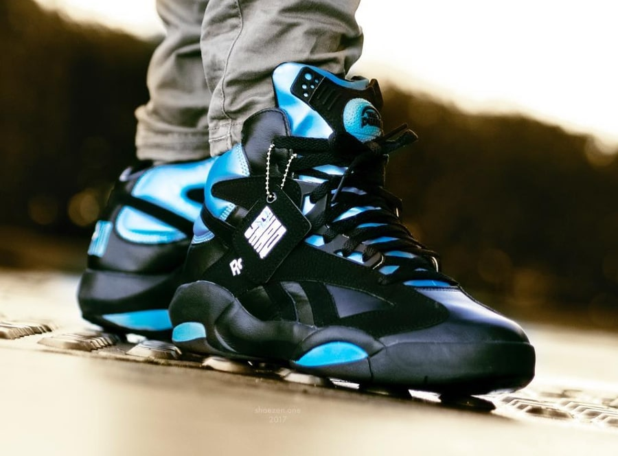 Reebok Pump Shaq Attaq Away - @shoezen One