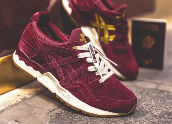 Sneakerness x Asics Gel Lyte V Passeport