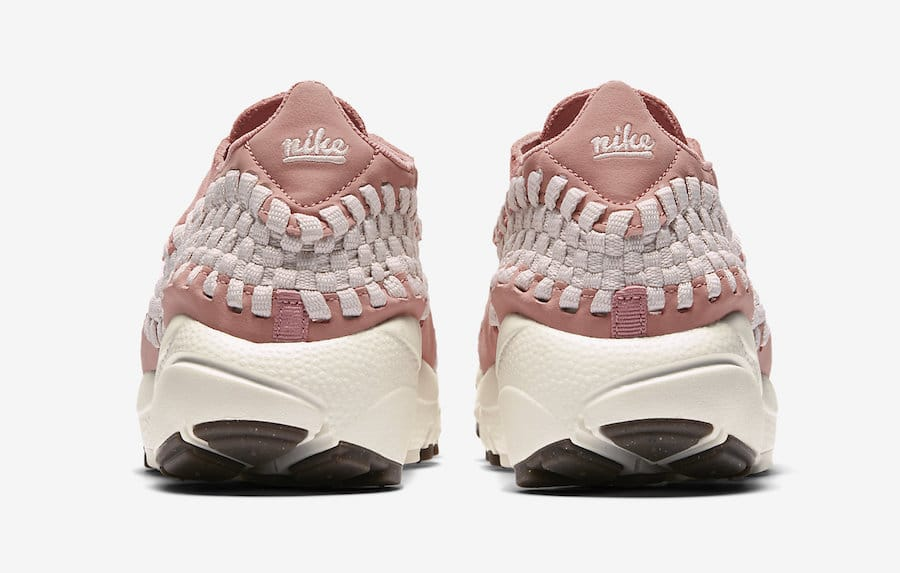 Air Footscape tissée rose saumon 917698-600 (5)