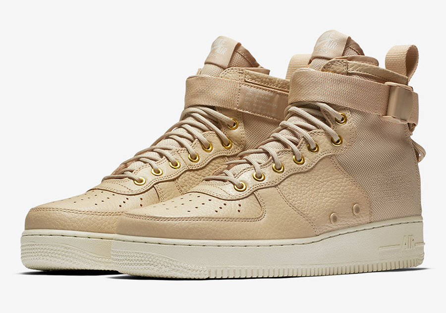 Nike Air Force 1 Mid Special Field 'Mushroom' [preview]