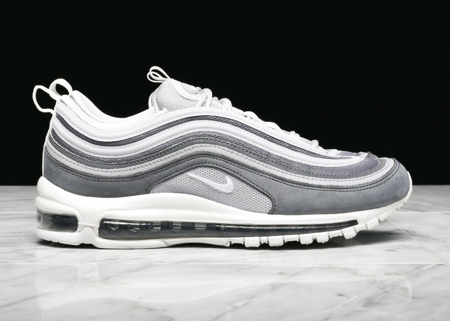 nike air max 97 39 wolf grey 39 og premium daim gris notre avis. Black Bedroom Furniture Sets. Home Design Ideas