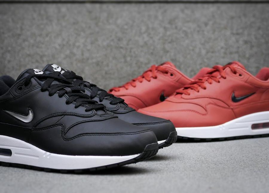 Nike Air Max 1 Premium SC 'Dusty Peach & Black Metal'