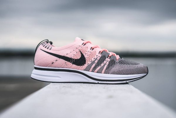 Nike Flyknit Trainer+ 'Sunset Tint & Pale Grey'