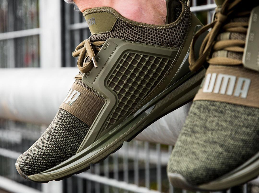Verte Avis Night' Notre Knit Limitless 'olive Ignite Puma CASn1qpfC