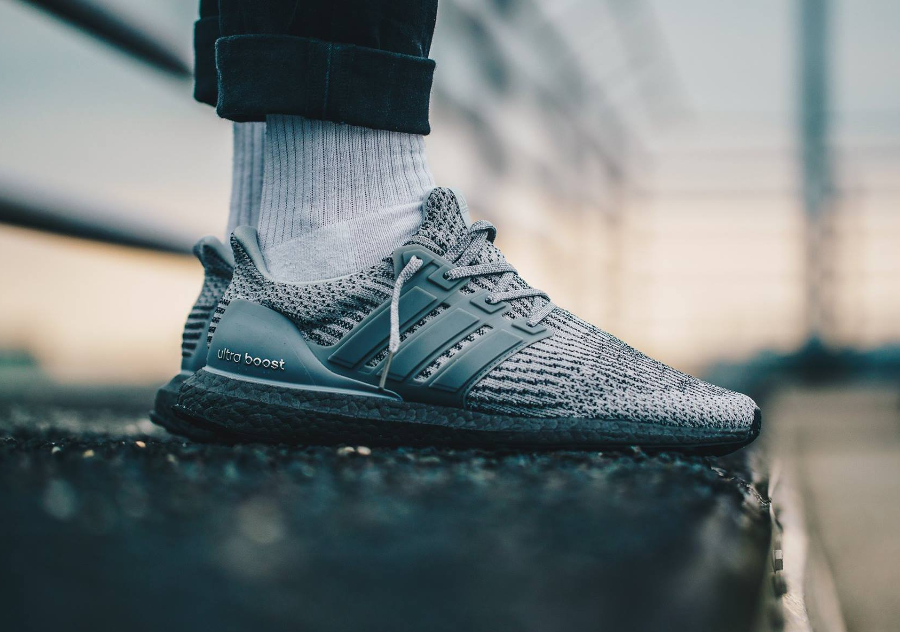 Adidas Ultra Boost 3.0 Grise Triple Grey