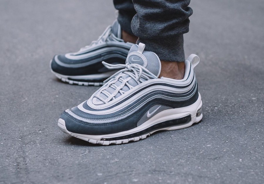 Nike Air Max 97 PRM Suede 'Wolf Grey'