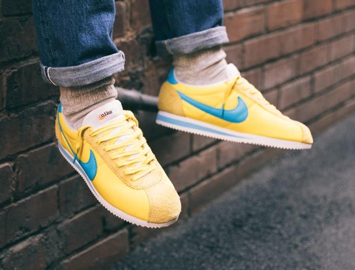 classic-cortez-nylon-yellow-marathon-record (5)