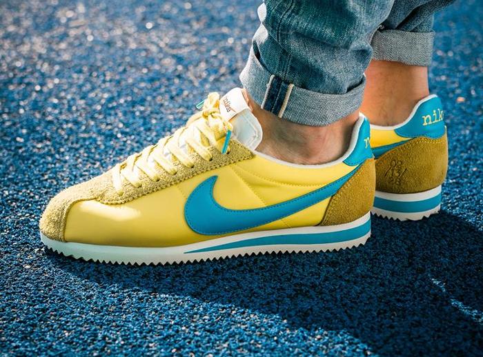 Chaussure Nike Cortez QS Kenny Moore Marathon Record