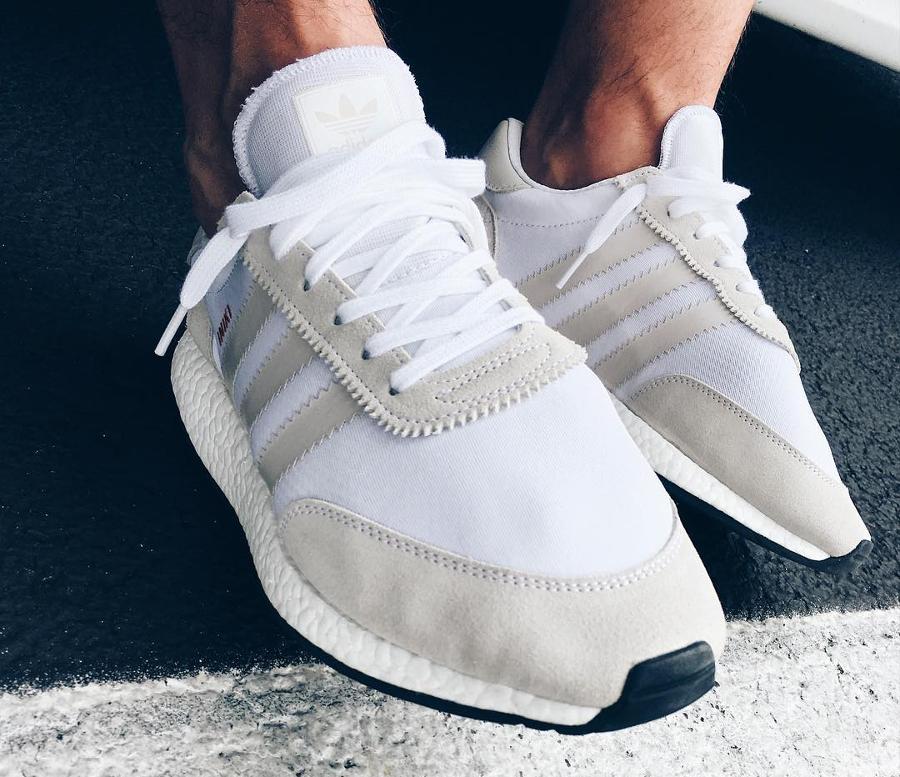 Adidas Iniki Runner Pearl Grey - @jesse_wines